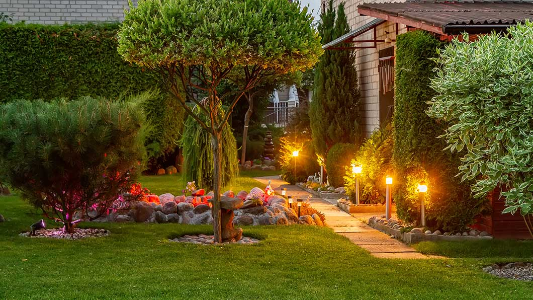 Enjoy Outdoor Living After Dark